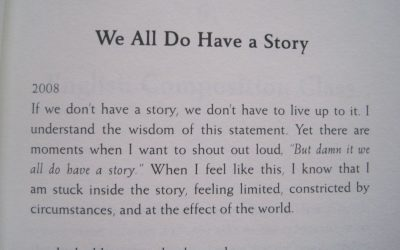What Story Robs You of Your Wholeness